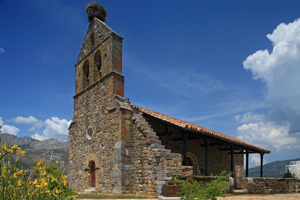 12 Valle de Rianu0303o. Iglesia de Nuestra Senu0303ora del Rosario