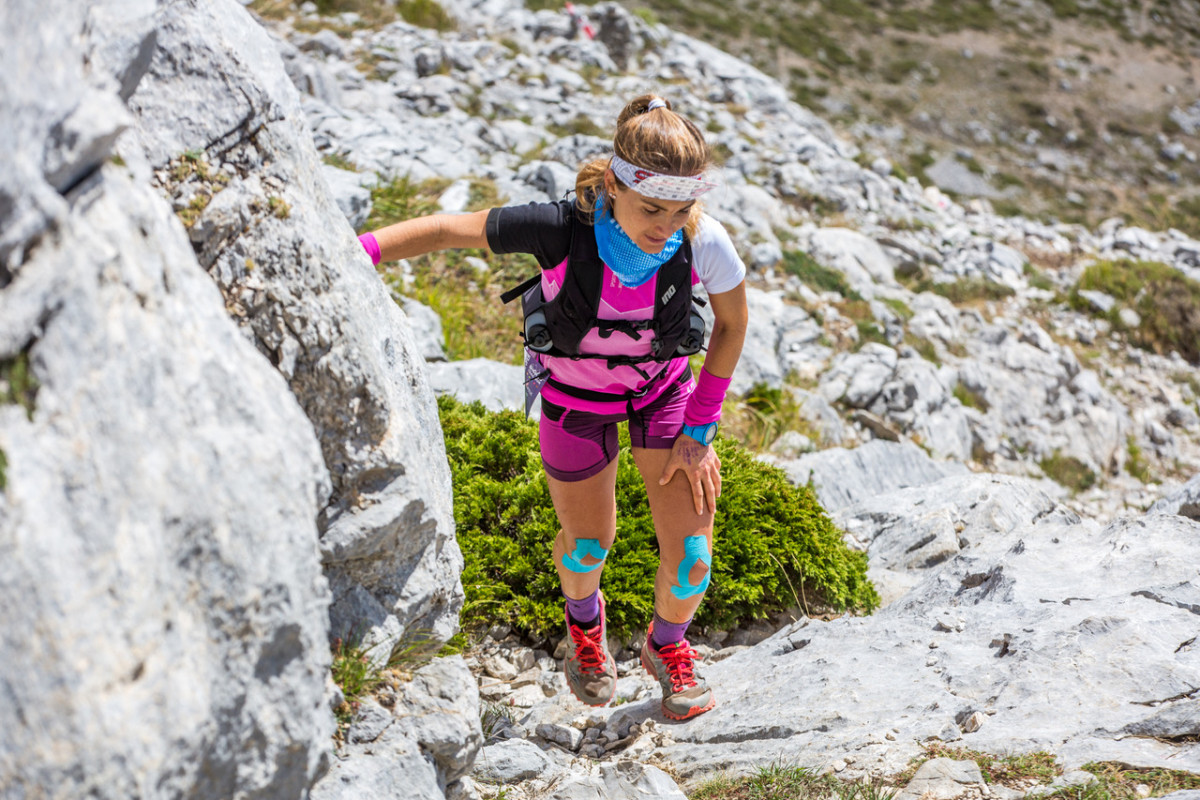 Mónica Vives Riaño Trail Run 2017 Diego Winitzky