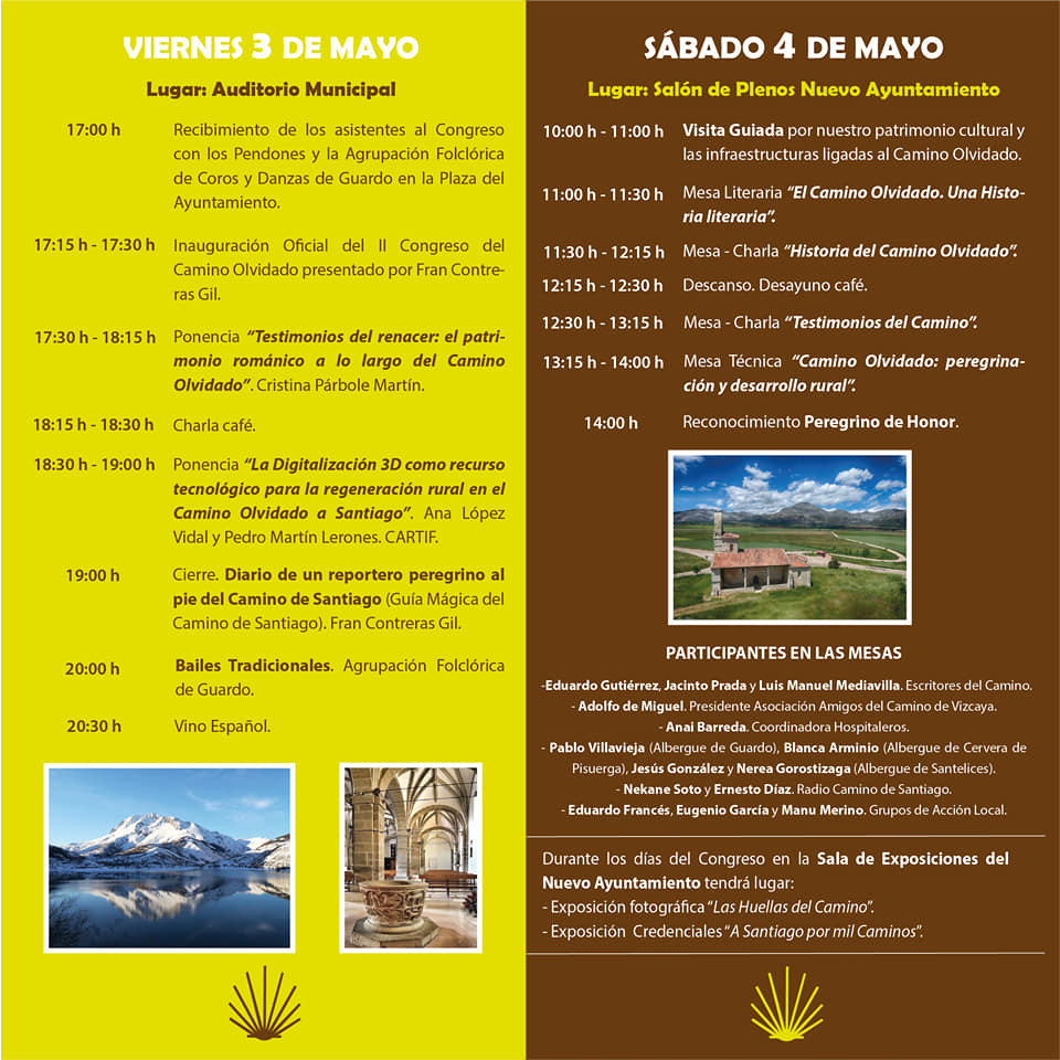 Congreso camino guardo 2