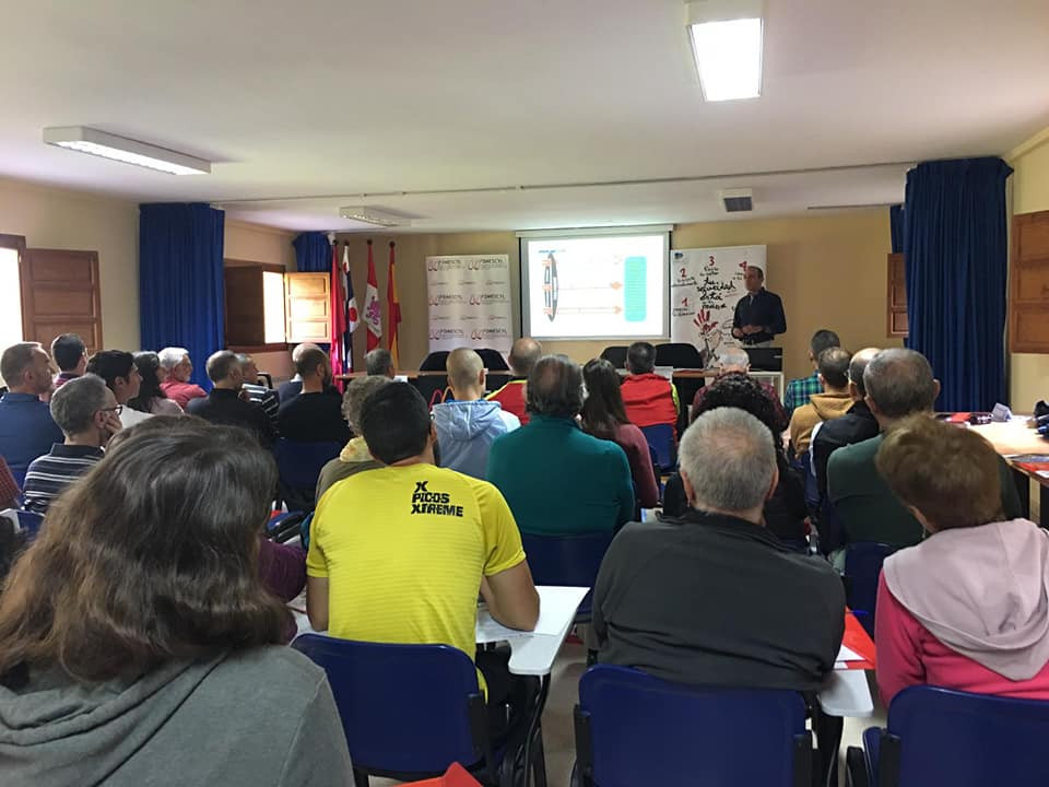 Jornada seguridad valdeon 2019 3