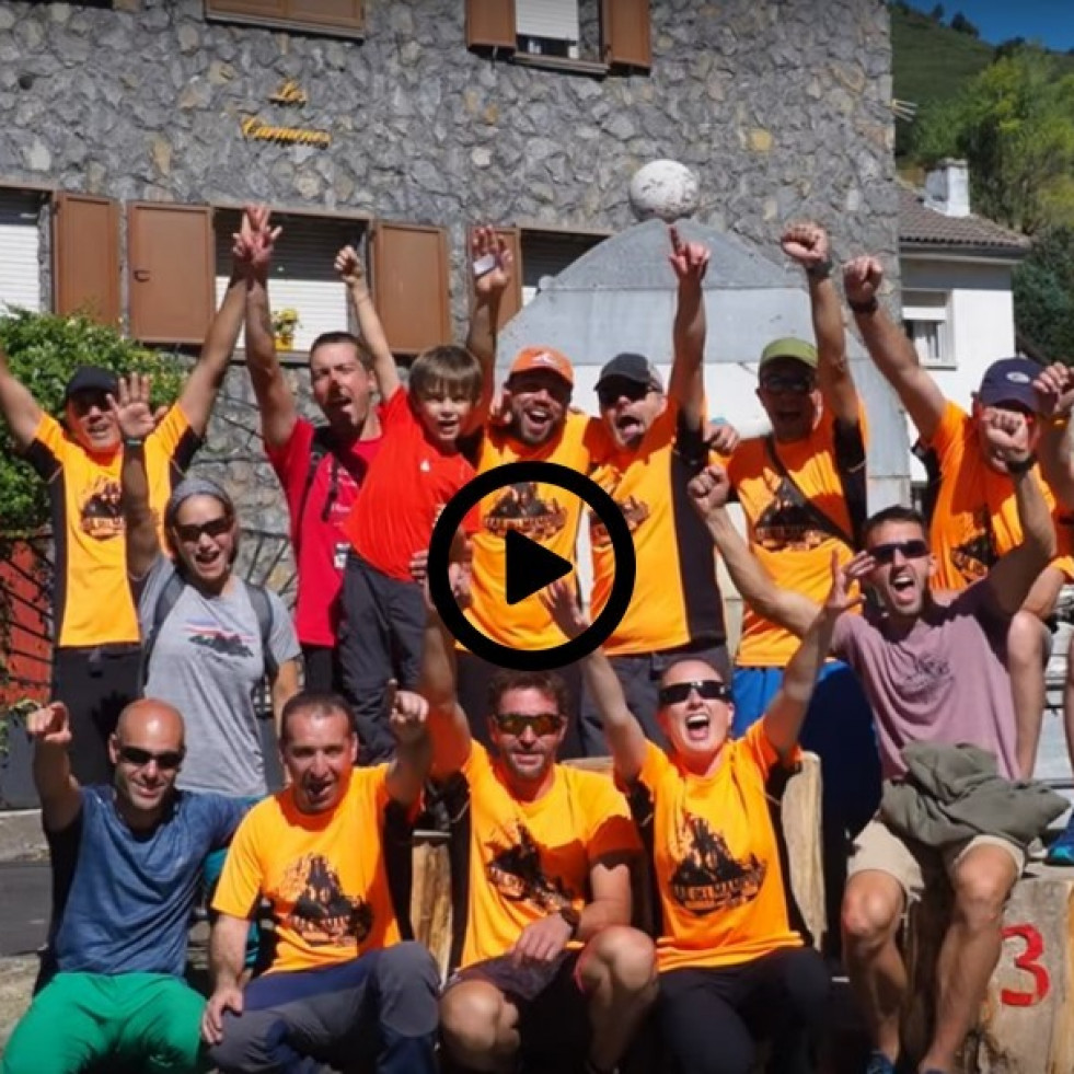 Trail del mampodre 2019 video (2)