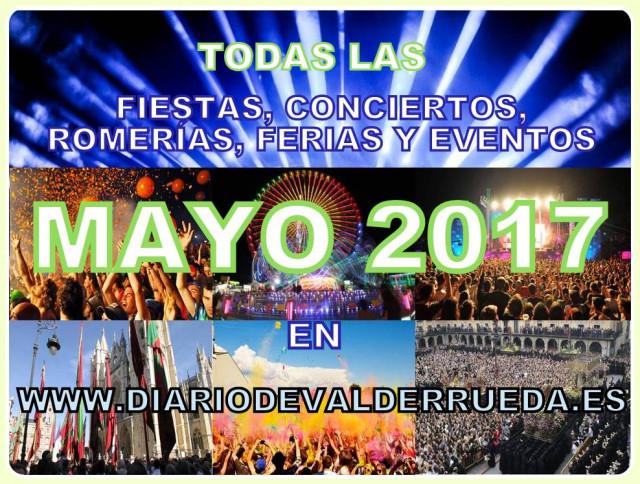Fiestas y eventos en la provincia de le n mayo 2017 for Eventos madrid mayo 2017