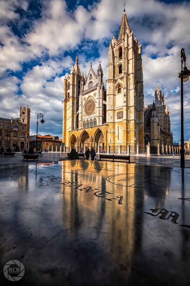 Cual es la mejor catedral de espa a la catedral de le n - Cual es la mejor ciudad de espana ...