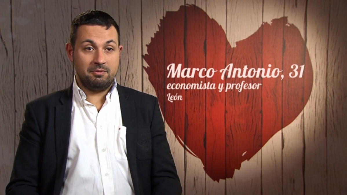 Marco first dates febrero 1