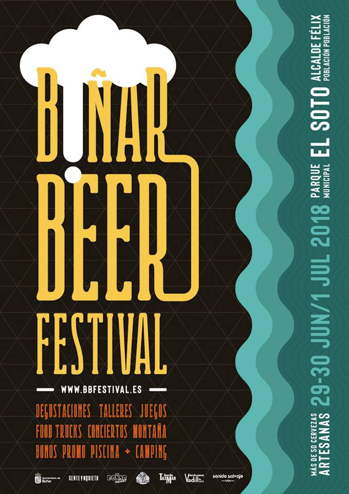 Bou00f1ar beer festival