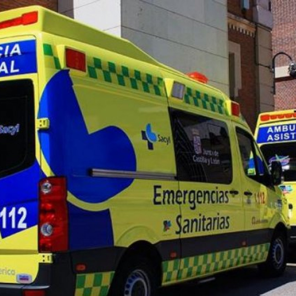 Ambulancias de emergencias sanitarias 112 castilla y leon