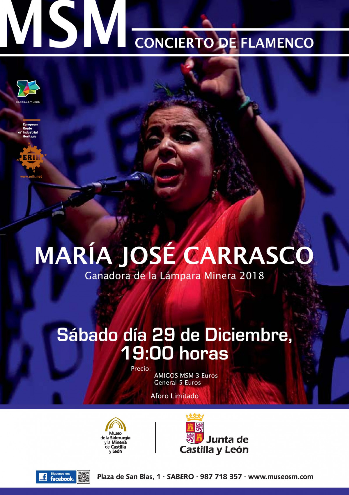 Cartel flamenco 18