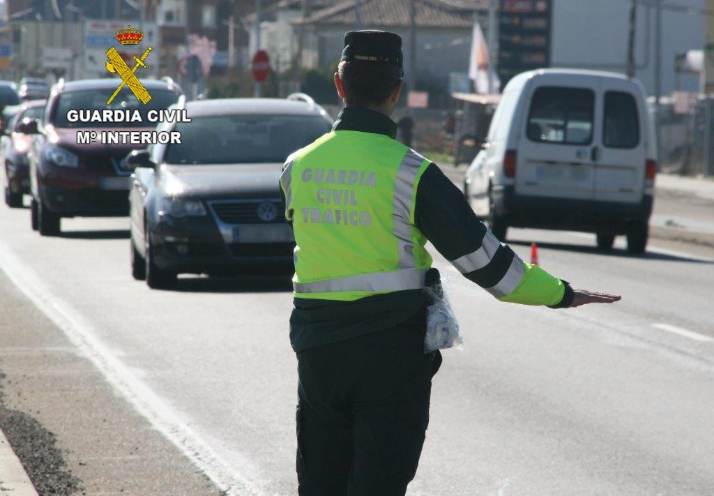 Guardia Civil Tráfico
