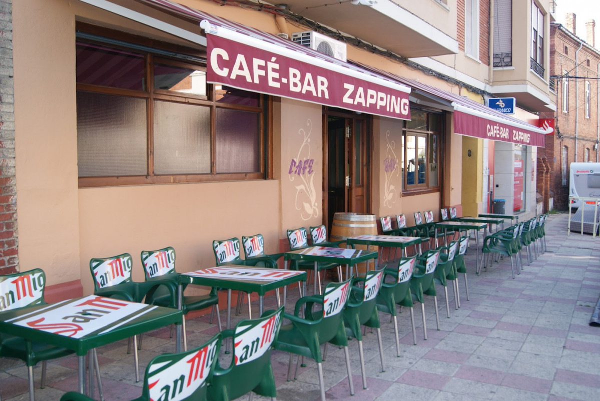 Bar zapping cistierna