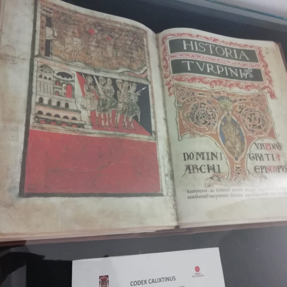 Sahagun codex calixtinus
